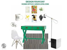 Design Your Day Homeoffice