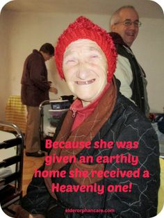 70-year-old Georgeta needed a home, and a Romanian pastor provided one for her...but that's not the end of the story!