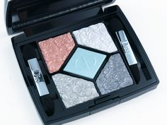 The Happy Sloths: Dior Spring 2016 5-Couleurs Glowing Gardens Eyeshadow Palettes: Review and Swatches