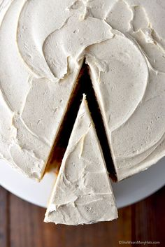 ... buttercream frosting and more! These recipes for frosting are perfect