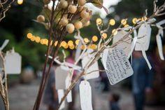 Wishing Tree Guestbook    Temescal Beach House Wedding  Oakland, CA  Dianne Jones Photography     #wedding #guestbook #wishingtree