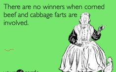 Corn Beef And Cabbage, Crazy Quotes, Corned Beef, Memes, Mad Quotes, Freaky Quotes, Meme, Jokes, Insanity Quotes