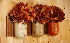 How simple, yet elegant! Love this easy diy fall decor.