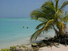 Buccoo Beach, Tobago. From Ten Things to Do in Tobago