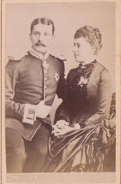 Beatrice and Henry of Battenberg