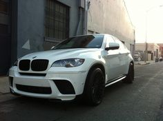 #BMW #X6 I will have you one day.