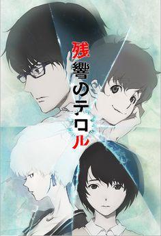 anime terror in resonance | La série animée (11 épisodes) débute le 10 Juillet 2014, au Japon ...