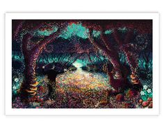 And in the End, Was the Beginning – James R. Eads Illustration