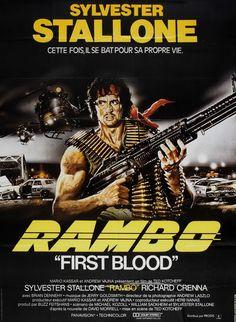 Rambo, Ted Kotcheff