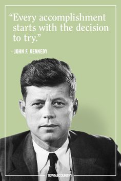 These inspirational quotes by John F. Kennedy prove his wisdom is as legendary as his presidency. Inspirational Wisdom Quotes, Wise Quotes, Quotable Quotes, Meaningful Quotes, Great Quotes, Funny Quotes, Quotes Women, Genius Quotes, Happy Quotes
