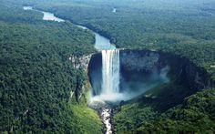 Victoria Falls (Zambia, Africa)