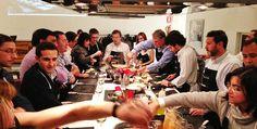Eventos y Cooking Party - Escuela de cocina Kitchen Club