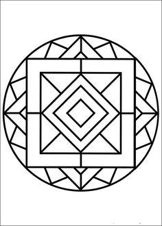 Mandala Printable