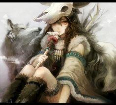 オオカミ少女 | おうり