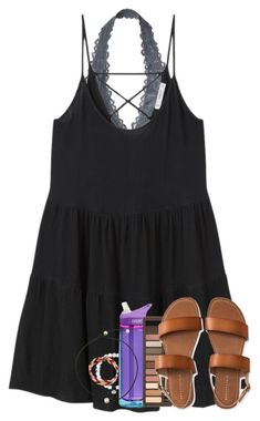 """made new"" by legitmaddywill ❤ liked on Polyvore featuring Victoria's Secret, MANGO, CamelBak, Jewel Rocks, Urban Decay and Aéropostale"