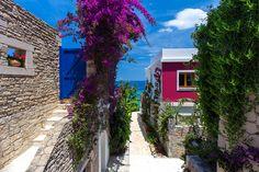 Porto- Zante. Zakynthos island, Greece.