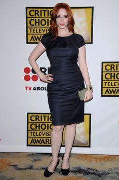 Christina Hendricks ...Voluptuous...