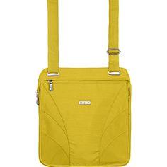 Baggallini #CrossbodyKiwi, #FabricHandbags, #Sling Crossbody Kiwi - Fabric Handbags