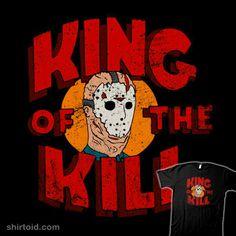 King of the Kill #film #fridaythe13th #hankhill #horror #illproxy #jasonvoorhees #kingofthehill #movie #tvshow