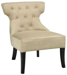 Allison Tufted Chair - Arm Chairs - Living Room Furniture - Furniture | HomeDecorators.com