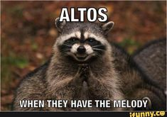 11 Lines Every Alto Understands