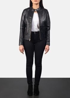 80192898ed 19 Best Women's Leather Jackets - The Jacket Maker images in 2019