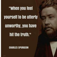 Charles Spurgeon Quotes and Inspiration for your week