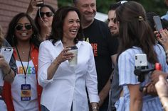 Kamala Harris Family: Everything to Know About the Democratic V.P. Nominee's Inner Circle | Vogue Civil Rights March, Colorado College, Alex Wong, Indian Heritage, Single Dads, Kamala Harris, Law School, Call Her, Funny Kids