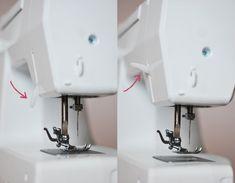 Dziś zaczynami kurs szycia - wpadnij po SZYJĘ! Jeśli to czytasz, prawdopodobnie jesteś początkujący i obsługa maszyny do szycia to wciąż wielka niewiadoma. Sewing, Blog, Hobbies, Tips, Manualidades, Dressmaking, Couture, Stitching, Blogging