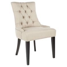 $311 You should see this Peyton Side Chair in Biscuit Beige (Set of 2) on Deals + Modern Design Ideas | AllModern