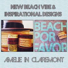 Get your beach vibe or inspirational cuff today! New designs just in at @shopamelie today! #mermaid #dontjustfollowyourdreamchasethem #phil4:13 #strongandcourageous #bebrave #leathercuffs #inspiration #aloha #madeintheUSA #california #claremont #homeofthetreesandphds