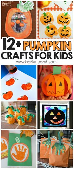 Fall Halloween Crafts