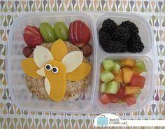 Happy Turkey Day Bento