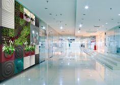 New Livingreen Design GRP Planter Range: Feature Wall : http://www.livingreendesign.com/feature-wall.htm