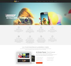 ST AV is a professional responsive joomla template for multiple purposes like portfolio, business, studio with various sample pages. With 4 home version, 2 about pages, 2 contact pages