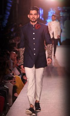 Manish Malhotra Latest Men Party Suits 2016 2017 Collection
