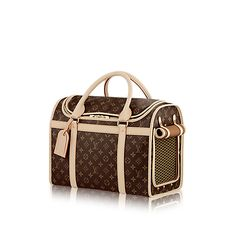 """$2,690 Louis Vuitton """"Dog Carrier"""" For my Kitty Cats Walle & Miley"""
