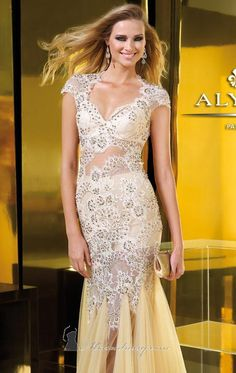 Alyce Paris 2192 by Alyce Claudine Collection