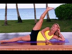 "Denise Austin Pilates Hips & Thighs will trim your waistline through isolation exercises that will melt inches from your thighs and blast away cellulite and fat.    This workout is from Denise Austin's DVD ""Best Bun & Leg Shapers"".    For full selection of great workouts like this one, go to the BeFit Channel on YouTube at:  http://www.youtube.com/be..."