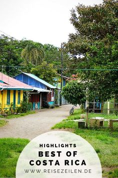 Meine Highlights in Costa Rica: Vulkan Arenal, Tortuguero Nationalpark und Corcovado Nationalpark