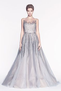 Reem Acra Pre-Fall 2013 Collection Slideshow on Style.com