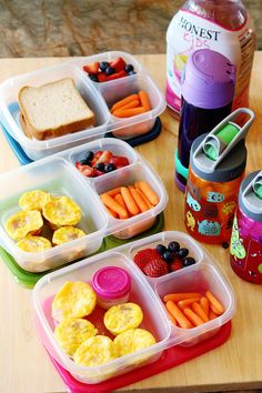 You'll love these tips for making healthier lunchboxes with these easy swaps!
