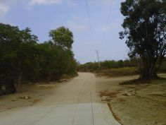 Entrada a la bahía de San Agustin, ubicado en Huatulco, Oaxaca, México
