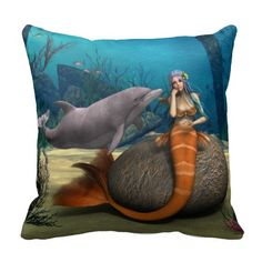 =>Sale on          Sad Mermaid Throw Pillows           Sad Mermaid Throw Pillows We have the best promotion for you and if you are interested in the related item or need more information reviews from the x customer who are own of them before please follow the link to see fully reviewsThis Deal...Cleck See More >>> http://www.zazzle.com/sad_mermaid_throw_pillows-189573315697858384?rf=238627982471231924&zbar=1&tc=terrest