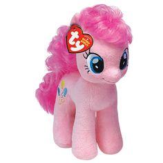 Buy Ty My Little Pony Pinkie Pie Beanie Baby, 30cm Online at johnlewis.com