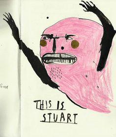 This is Stuart