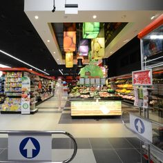 FANTASTIKO21 Supermarket by cityscape architects, Sofia – Bulgaria » Retail Design Blog