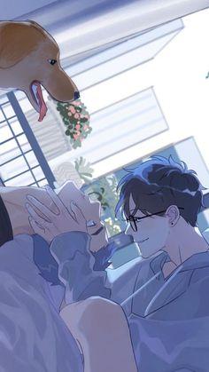 Anime Boys, Manga Anime, Cute Anime Boy, Manhwa Manga, Otaku Anime, Anime Couples Manga, Animes Wallpapers, Cute Wallpapers, Bl Webtoon