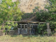 Mildred, a Kansas ghost town