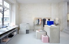 Seek No Further stores by Universal Design Studio, London, Berlin fashion